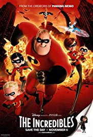 incredibles 2004